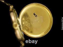 1920's Rolex Women Vintage Art Deco 9k Pink Gold Watch 1 Year Warranty