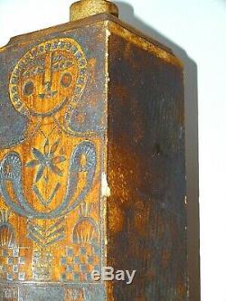 385 Lamp Capron Égrenures Woman