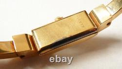 Baume Women's Watch - Gold-plated Art Deco With Watch Case