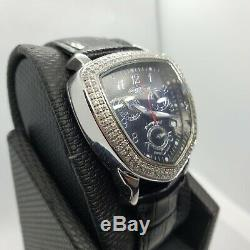 Black. 75 Carat Jewelry Diamond Watch For Women Natural
