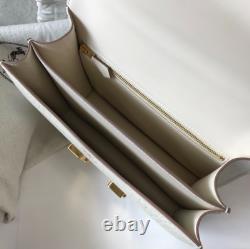Hermes Mini Bag For Women Compact Constance White New Handbag