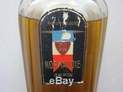 Jean Patou. Normandy. Rare Cologne Perfume Version. Art Deco Bottle. 1930