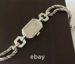Ladies Watch Chopard Authentic Massif18k Gold, 54 Diamonds, Mechanics, Style Art Deco
