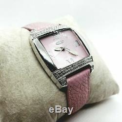Pink. 50 Carat Fine Jewelry Diamond Watches. Genuine Genuine Diamonds. Swiss
