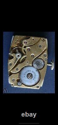 Rolex Vintage Watch, Art Deco Style, Circa 1930