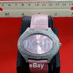 Rose 1.5 Carat Fine Jewelry Diamond Watches. Genuine Genuine Diamonds. Swiss
