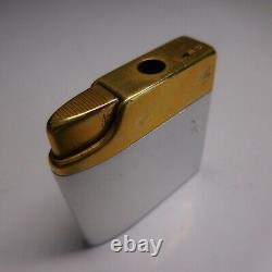 Silver Lighter Or Silver Match Special Women Jmc Plorgavi Art Deco N4876