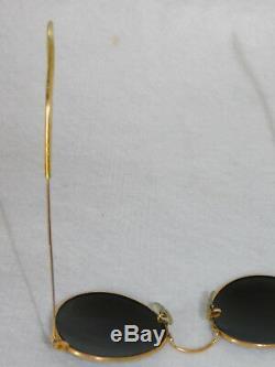 Vintage Ray Ban B & L USA Made Sunglasses Glasses Glasses Gafas Occhiali