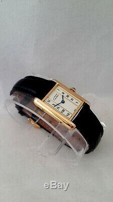 Watch Watch Cartier Tank Art Deco
