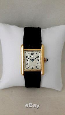 Watch Watch Cartier Tank Art Deco 2 Pm