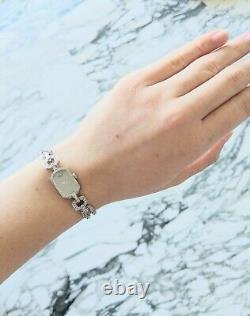 Women's Watch Chopard Authentic Massive 18k Gold, 54! Diamonds, Art Deco Style
