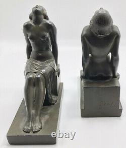 Janle Serre Livres Art Deco Femme 1930 Max Le Verrier