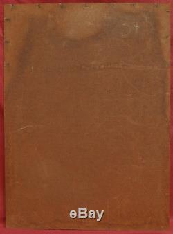 Josina Anna KNAP peintre hollandais Amsterdam femme tableau huile orientaliste
