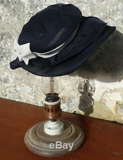 Lot 3 beaux chic chapeaux dame femme art deco ancien propre fait main Nice hat