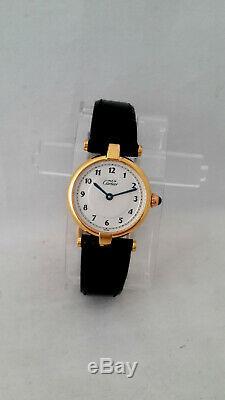 Montre Watch Cartier Vendome Art Deco PM