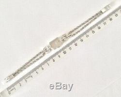 Montre de Femme CHOPARD Authentique Or 18K, 54 Diamants, mécanique style Art Deco