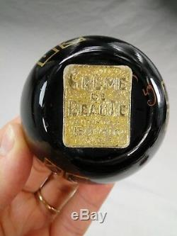 Rare Boite Art Deco Verre Emaille 1925 Creme De Beaute Antirides Burdin Paris