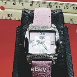 Rose. 50 Carat Fin Bijoux Diamant Montres. Véritable Véritable Diamants. Suisse