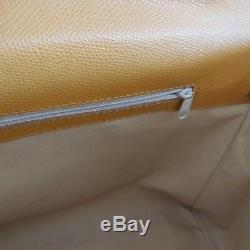 Sac à main faux cuir bijouterie métal femme vintage art-déco