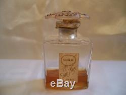 Sam Ney Fougere Flacon De Parfum Art Deco Depinoix Viard Perfume Bottle