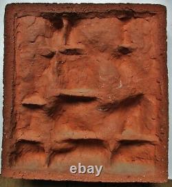 Sculpture statue Terre cuite ART DÉCO moderniste Femme, artiste à identifier