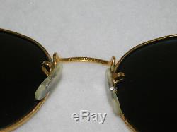 Vintage RAY BAN B&L USA MADE lunette de soleil LUNETTES glasses GAFAS occhiali