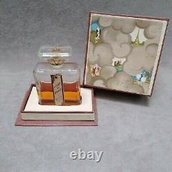 Vision de Paris Gueldy rare extrait de parfum ancien Art déco années 1920 1930
